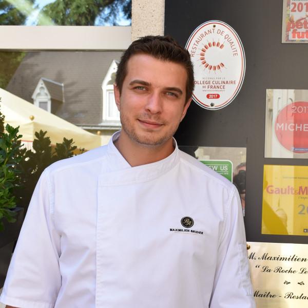 MAXIMILIEN BRIDIER | Collège Culinaire de France