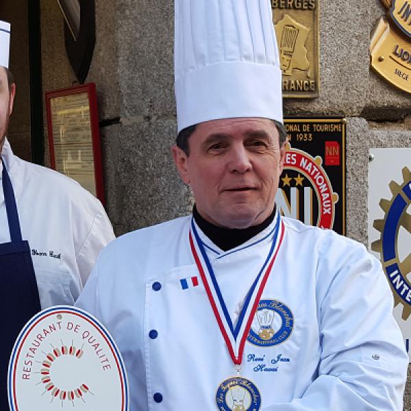 RENE JEAN HAWAI | Collège Culinaire de France