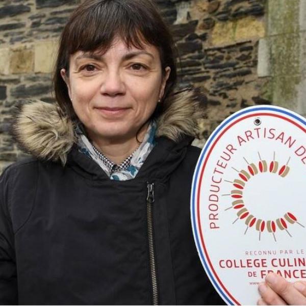 SOPHIE LACHARLOTTE TESSIER | Collège Culinaire de France